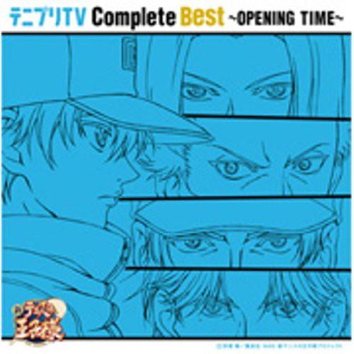 テニプリTV Complete Best〜OPENING TIME〜