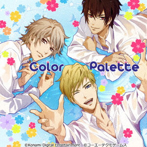 Color Palette(初回限定盤)/3 Majesty