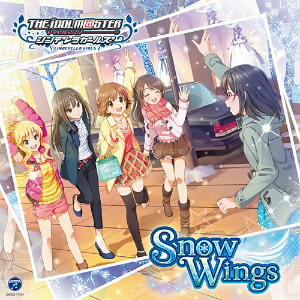 THE IDOLM@STER CINDERELLA GIRLS STARLIGHT MASTER 01 Snow Wings/大橋彩香(島村卯月)/福原綾香(渋谷凛)/原紗友里(本田未央)/山下七海(大槻唯)/長島光那(上条春菜)