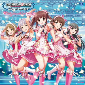 THE IDOLM@STER CINDERELLA MASTER Cute...