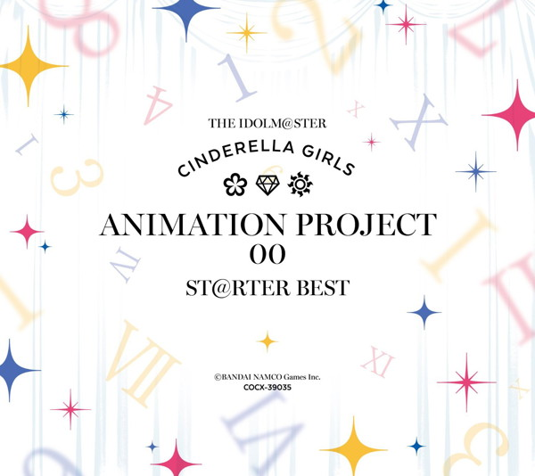 THE IDOLM@STER CINDERELLA GIRLS ANIMATION PROJECT 00 ST@RTER BEST/CINDERELLA PROJECT