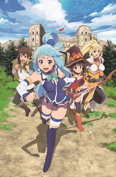 TVアニメ『この素晴らしい世界に祝福を!2』サントラ&ドラマCD Vol.3「受難の日々に福音を!」