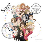 THE IDOLM@STER CINDERELLA GIRLS ANIMATION PROJECT 01 Star!!(初回限定盤)(Blu-ray Disc付)/CINDERELLA PROJECT