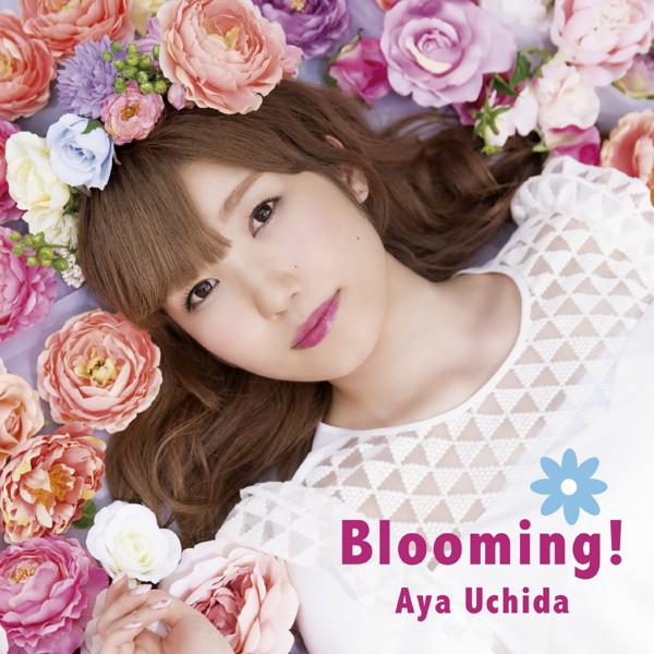 Blooming!(初回限定盤A)(Blu-ray Disc付)/内田彩