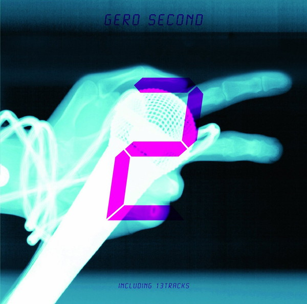 SECOND(初回限定盤A)(DVD付)/Gero