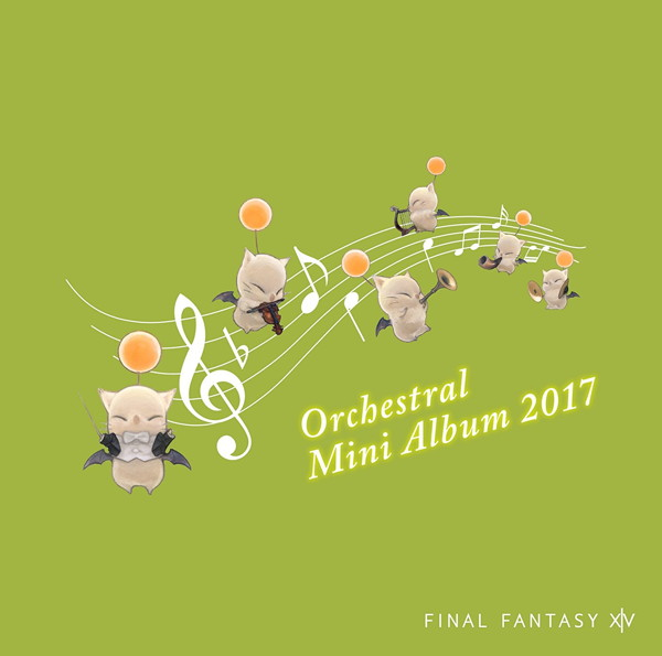 FINAL FANTASY XIV Orchestral Arrangement Album