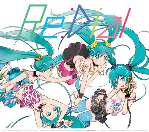 Re:Dial(期間限定盤)(DVD付)/livetune feat.初音ミク