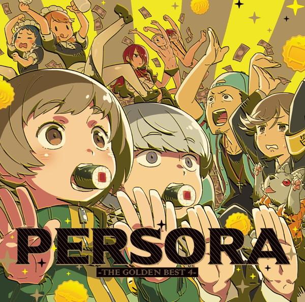 PERSORA-THE GOLDEN BEST 4-