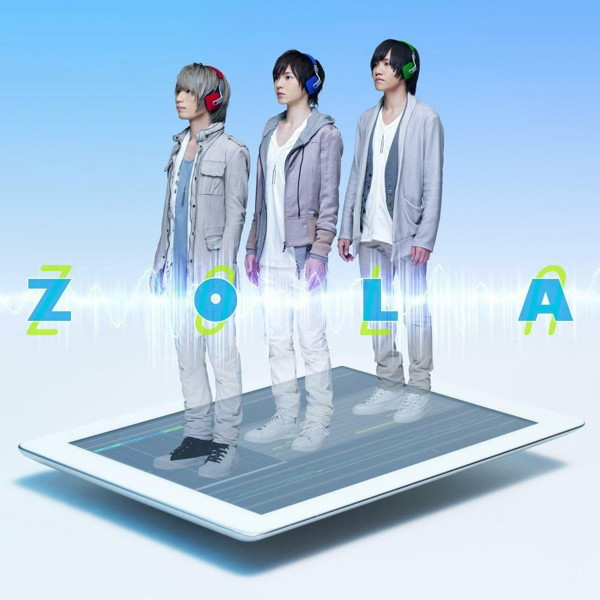 トウキョウジェネレーション/BORDERLESS/ZOLA