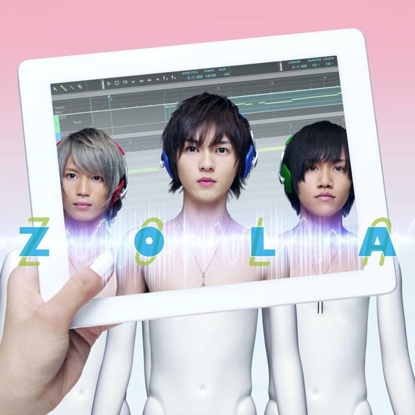 トウキョウジェネレーション/BORDERLESS(初回限定盤A)(DVD付)/ZOLA