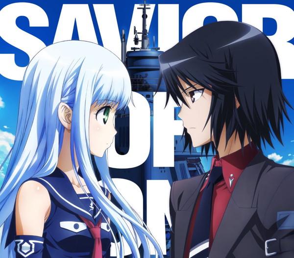 SAVIOR OF SONG(蒼き鋼のアルペジオver.)/ナノ