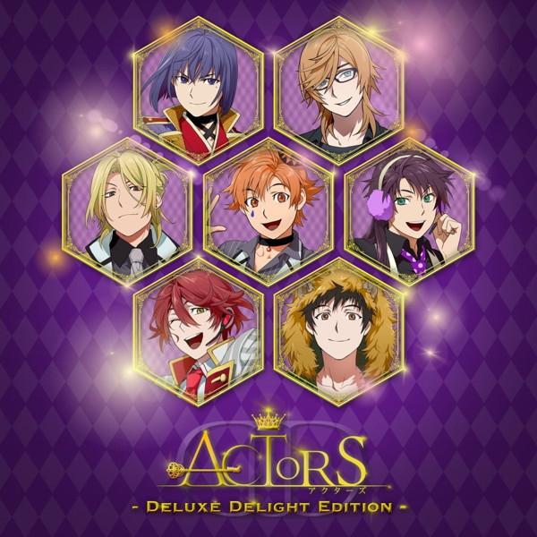 ACTORS-Deluxe Delight Edition-