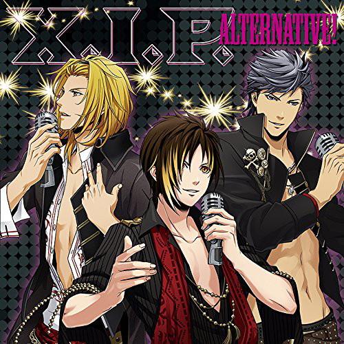 ALTERNATIVE!/X.I.P
