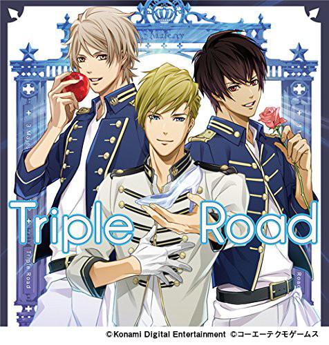 Triple Road(初回限定盤)/3 Majesty