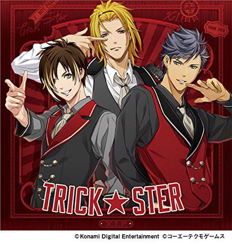 TRICK★STER(初回限定盤)/X.I.P.