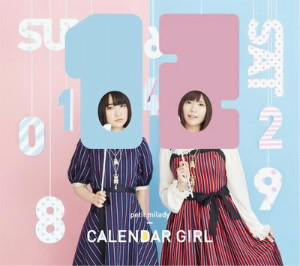 CALENDAR GIRL(初回限定盤B)(Blu-ray Disc付)/petit milady