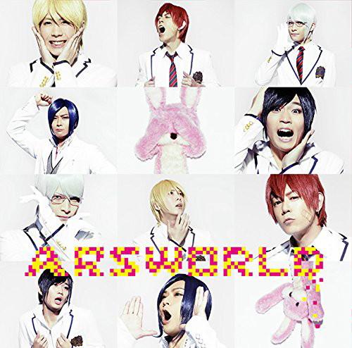 ARSWORLD(初回限定盤B)(DVD付)/アルスマグナ