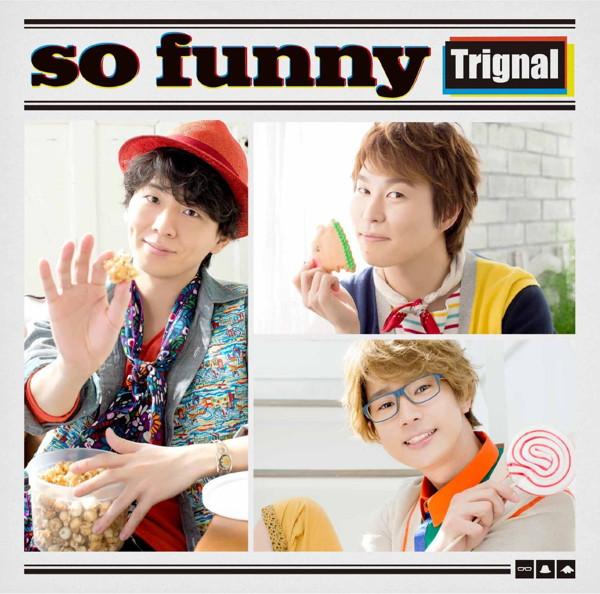 Trignal 1stアルバム/Trignal