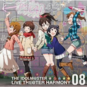 THE IDOLM@STER LIVE THE@TER HARMONY 08 アイドルマスター ミリオンライブ!/ミックスナッツ