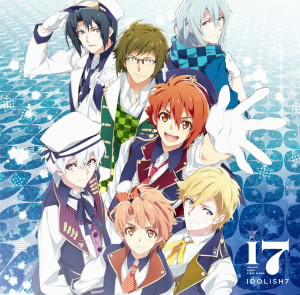 アプリゲーム『アイドリッシュセブン』IDOLiSH7 1stフルアルバム「i7」(通常盤)/IDOLiSH7
