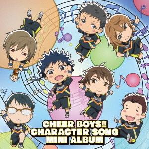 TVアニメ『チア男子!!』キャラクターソングミニアルバム/BREAKERS