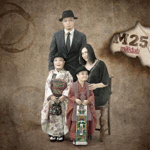 M25(DVD付)/milktub