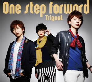 One step forward(豪華盤)(DVD付)/Trignal