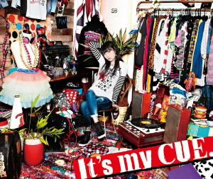 It's my CUE.(初回限定盤)(Blu-ray Disc付)/田所あずさ