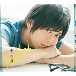 梶裕貴 2ndシングル/梶裕貴