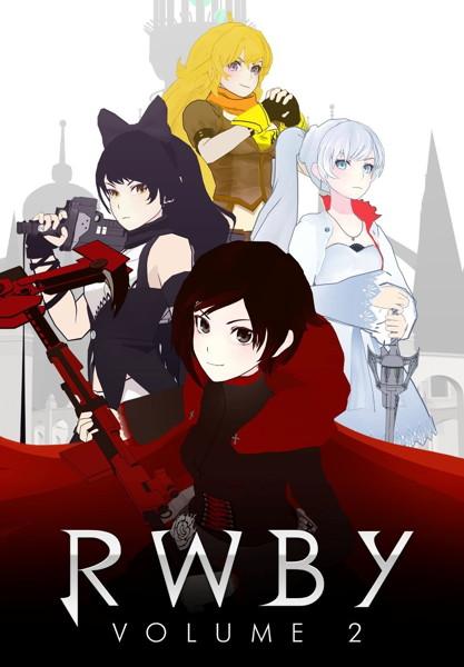 RWBY Volume2 Original Soundtrack Vocal Album