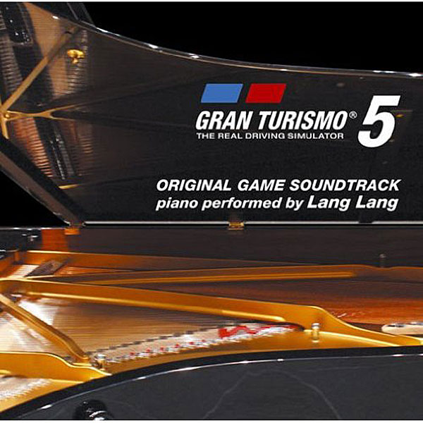 「グランツーリスモ5」ORIGINAL GAME SOUNDTRACK piano performed by Lang Lang/ラン・ラン
