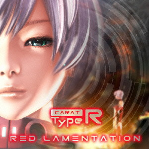 RED LAMENTATION(DVD付)/Carat TypeR
