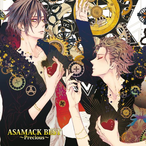 ASAMACK BEST〜Precious〜/あさまっく