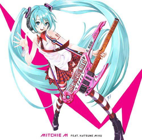 グレイテスト・アイドル(初回生産限定盤)(DVD付)/Mitchie M feat.初音ミク