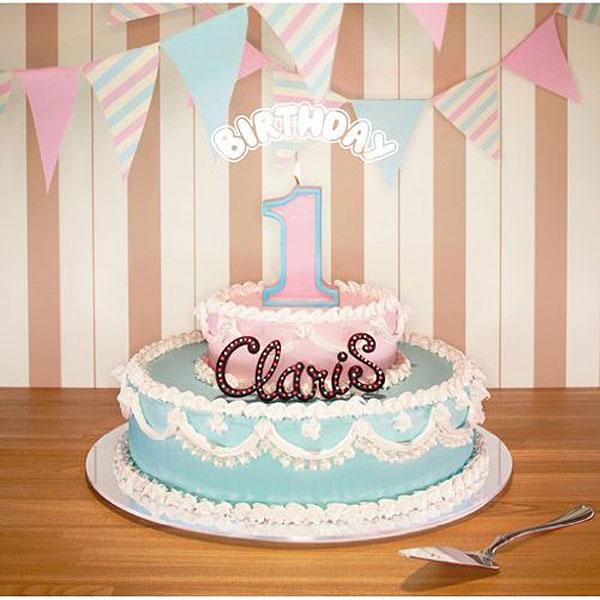 BIRTHDAY/ClariS