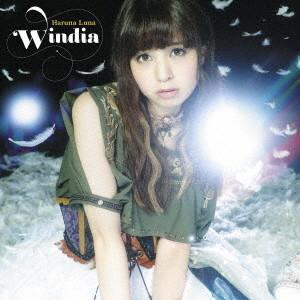Windia(完全生産限定盤)(Blu-ray Disc付)/春奈るな