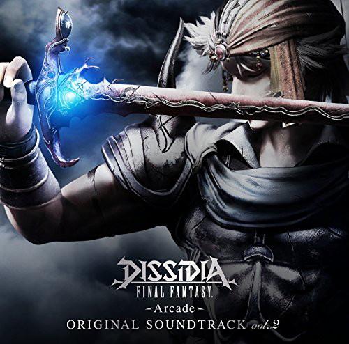 DISSIDIA FINAL FANTASY-Arcade- Original Soundtrack vol.2