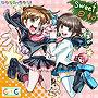PS2「NUGA-CEL」主題歌 「Sweet日和」 / Cheerful+Colorful