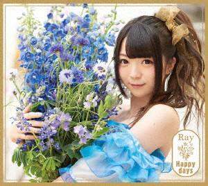 Happy days(初回限定盤)(Blu-ray Disc付)/Ray