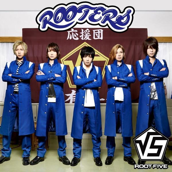 ROOTERS(初回限定盤)(DVD付)/ROOT FIVE