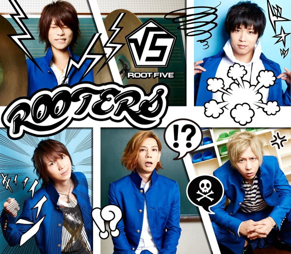 ROOTERS(初回限定盤)/ROOT FIVE