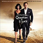 【クリックで詳細表示】「007/慰めの報酬」オリジナル・サウンドトラック