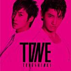 【クリックでお店のこの商品のページへ】東方神起/TONE(DVD付A)