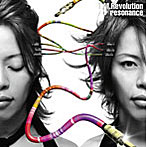 T.M.Revolution/resonance(初回生産限定盤)(Blu-rayDisc付)
