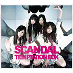 SCANDAL/TEMPTATION BOX(初回生産限定盤)(DVD付)