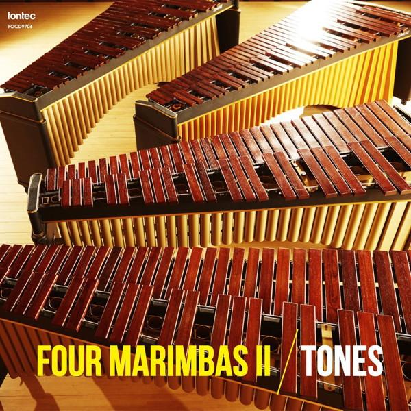 マリンバカルテット'TONES'/FOUR MARIMBAS II