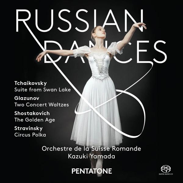 山田和樹/バレエ、劇場、舞踏のための音楽 Vol.3〜ロシアン・ダンス