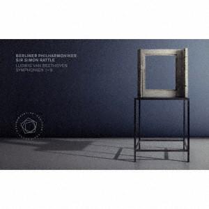 ラトル/ベートーヴェン:交響曲全集(3Blu-ray Disc付)
