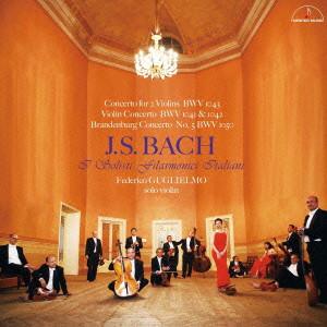 新イタリア合奏団/バッハ:2つのヴァイオリンのための協奏曲