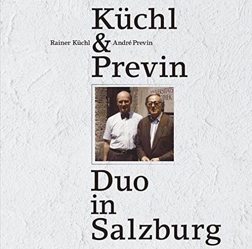 キュッヒル&プレヴィン/デュオ・イン・ザルツブルク
